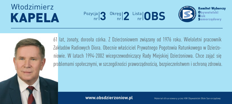 OBS Dzierżoniów ulotka DL okręg 2 Kapela kopia