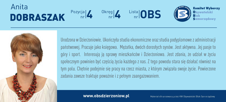 OBS Dzierżoniów ulotka DL okręg 4 Dobraszak kopia