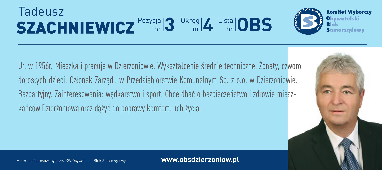 OBS Dzierżoniów ulotka DL okręg 4 Szachniewicz kopia
