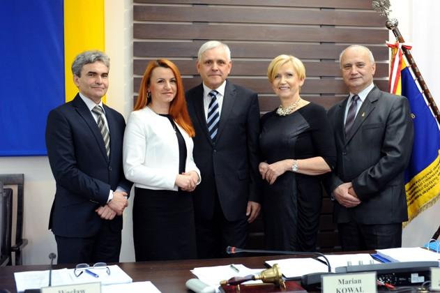 Klub Obywatelski Blok Samorządowy Rady Powiatu Dzierżoniowskiego