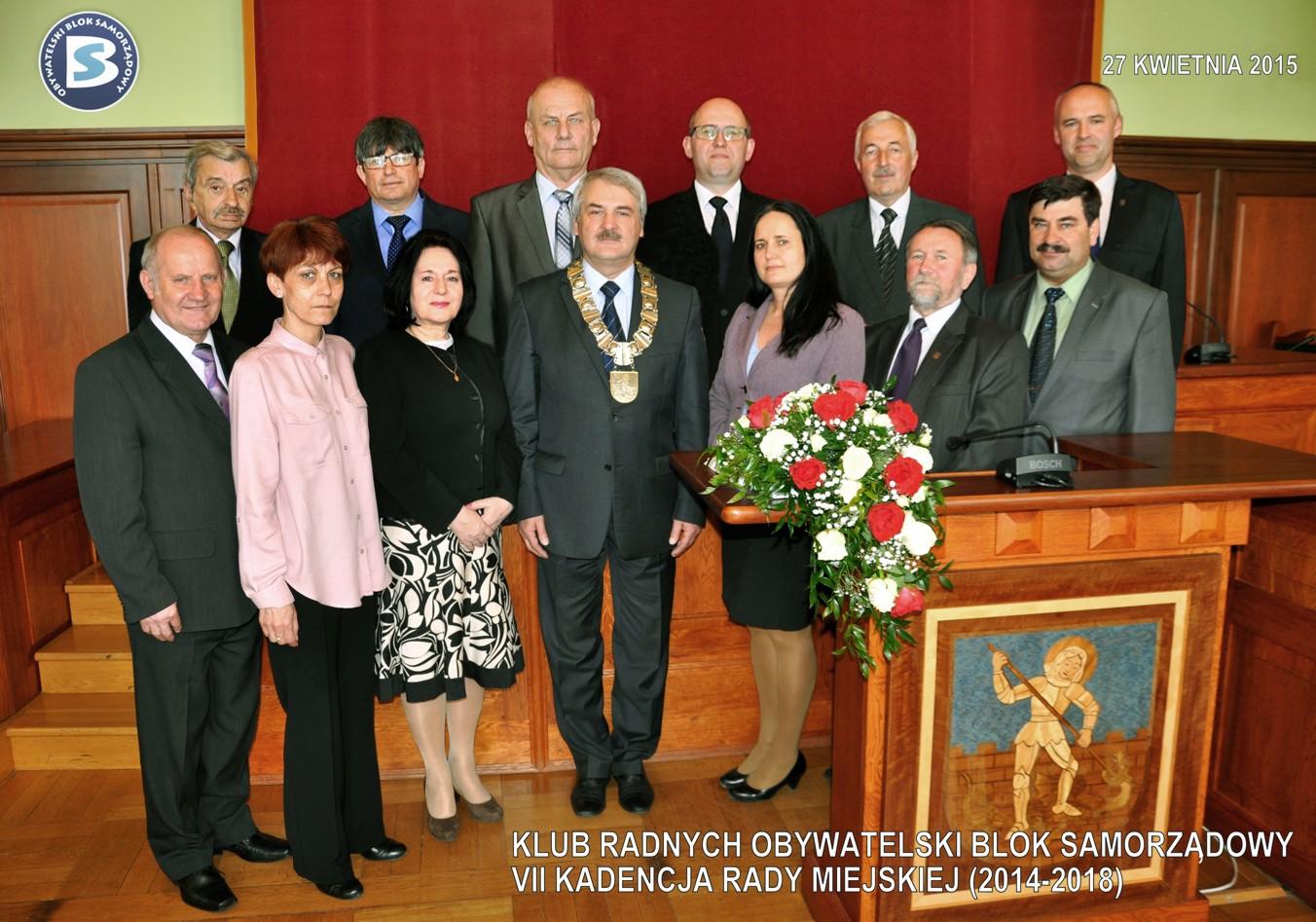 Klub Obywatelski Blok Samorządowy Rady Miejskiej Dzierżoniowa