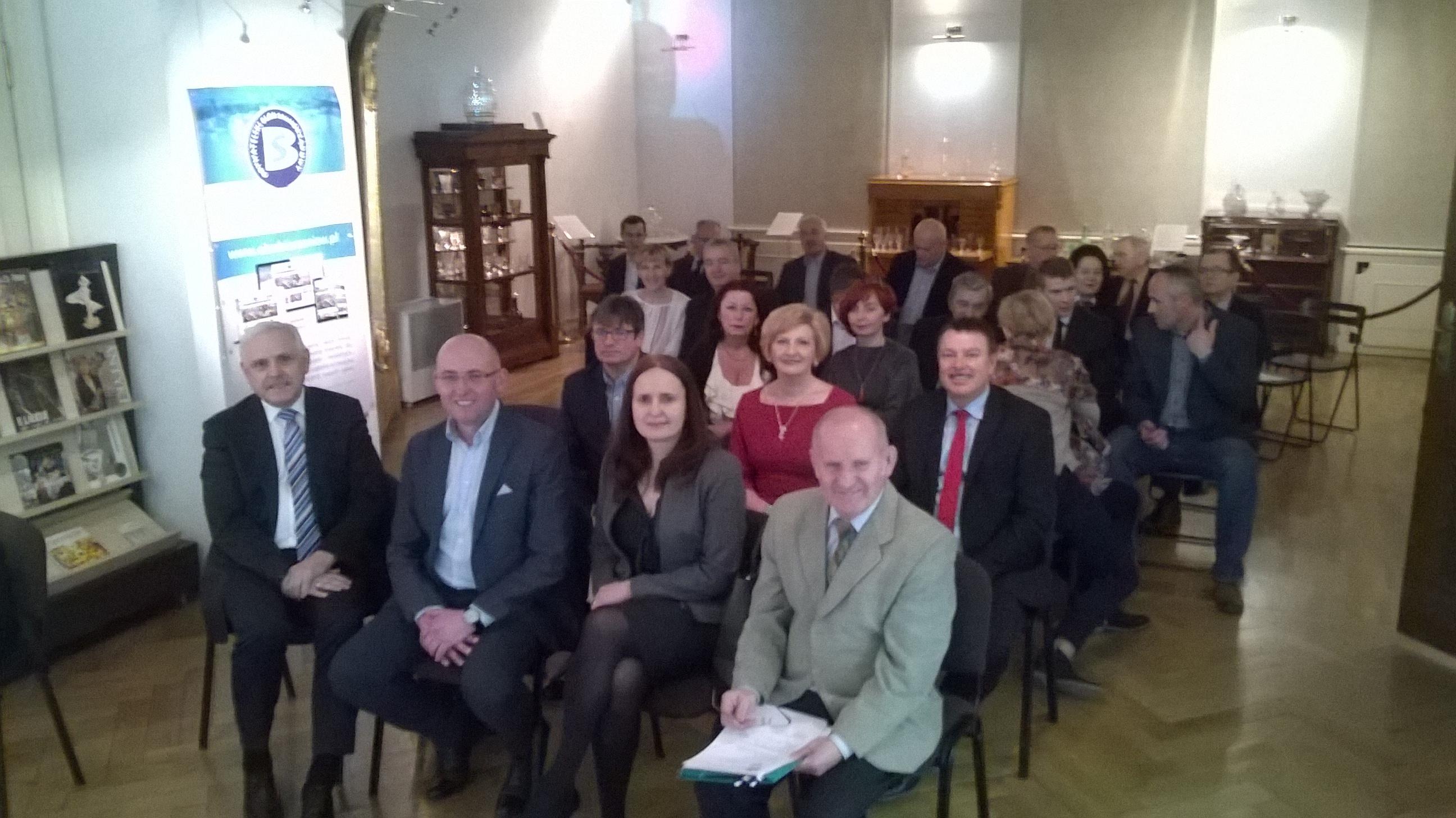 Zebranie Sprawozdawcze Członków Koła OBS Dzierżoniów17.03.2016 r.