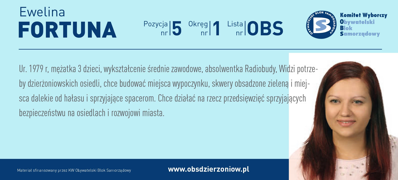 OBS Dzierżoniów ulotka DL okręg 1 Fortuna kopia