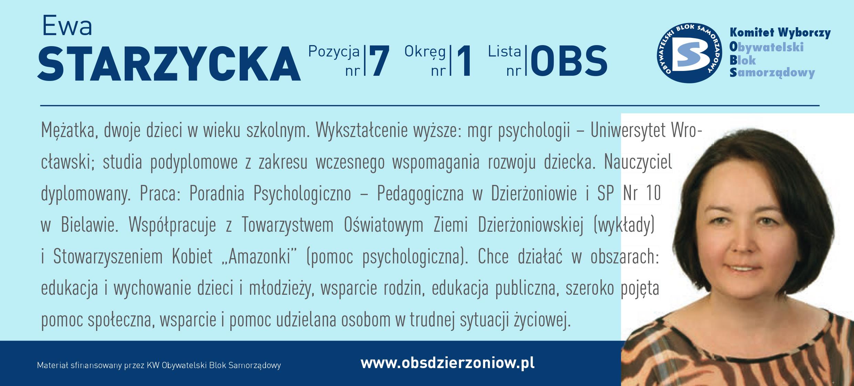 OBS Dzierżoniów ulotka DL okręg 1 Starzycka kopia