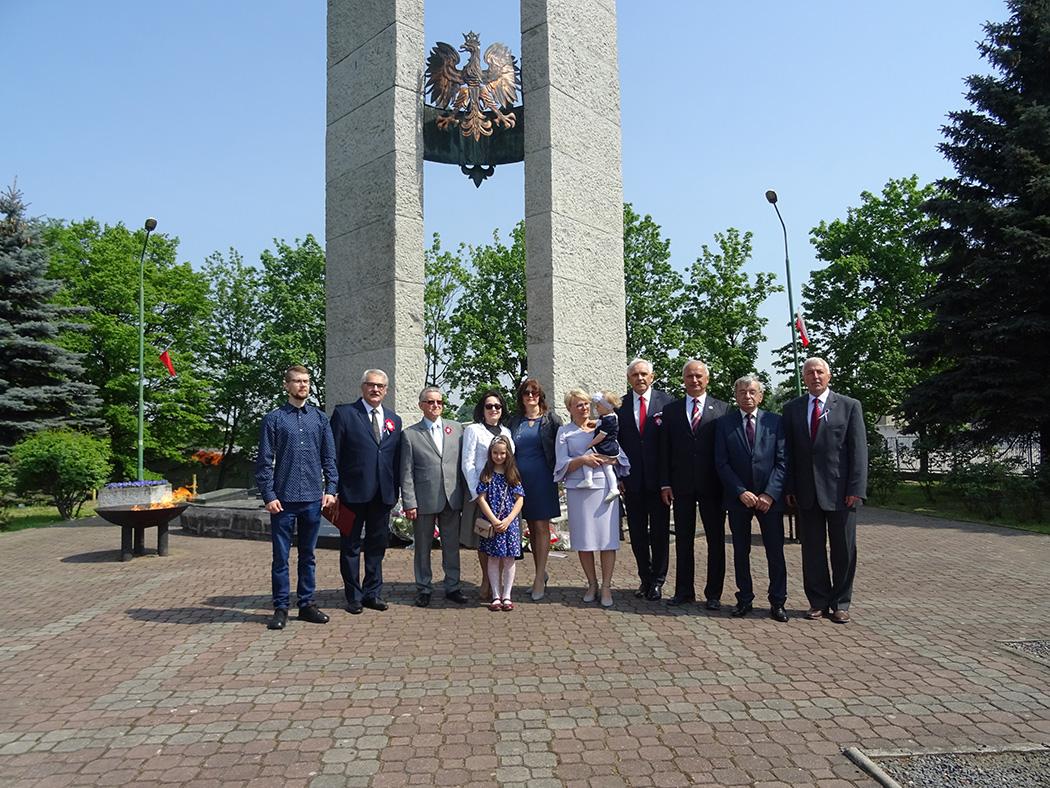 OBS na uroczystościach rocznicy uchwalenia Konstytucji 3 Maja