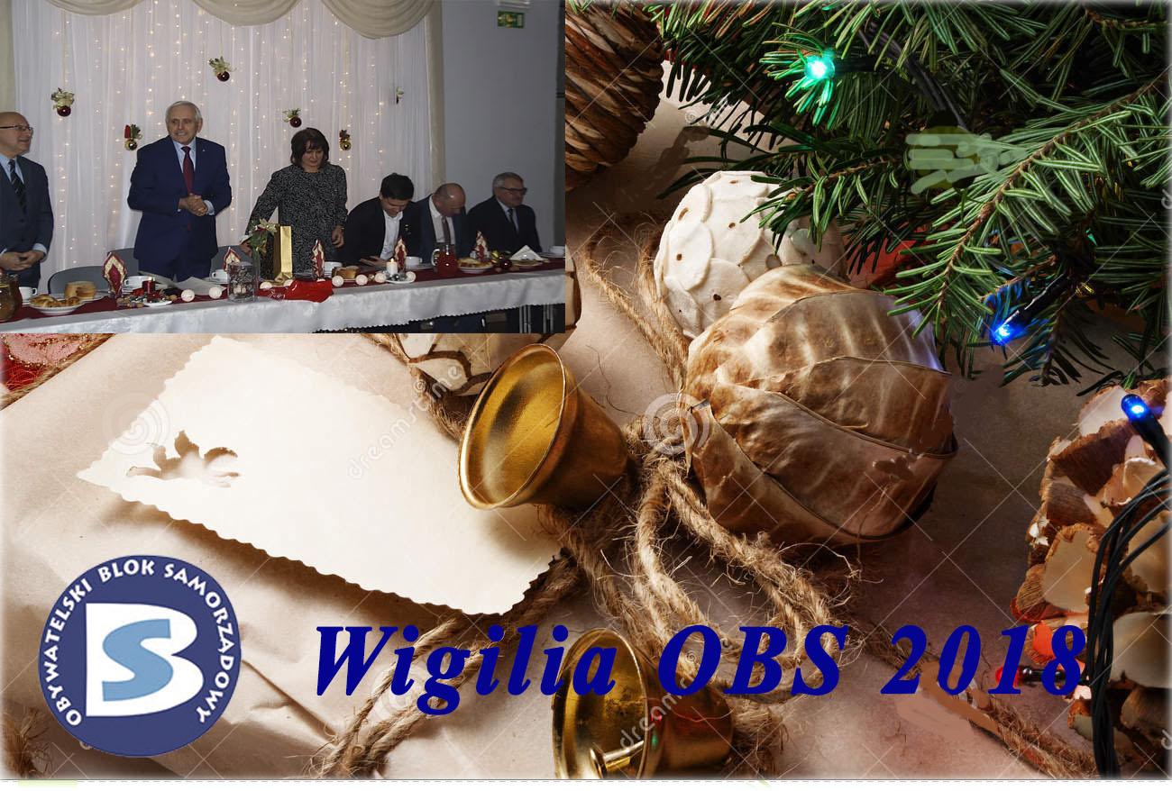 Wigilia OBS 2018